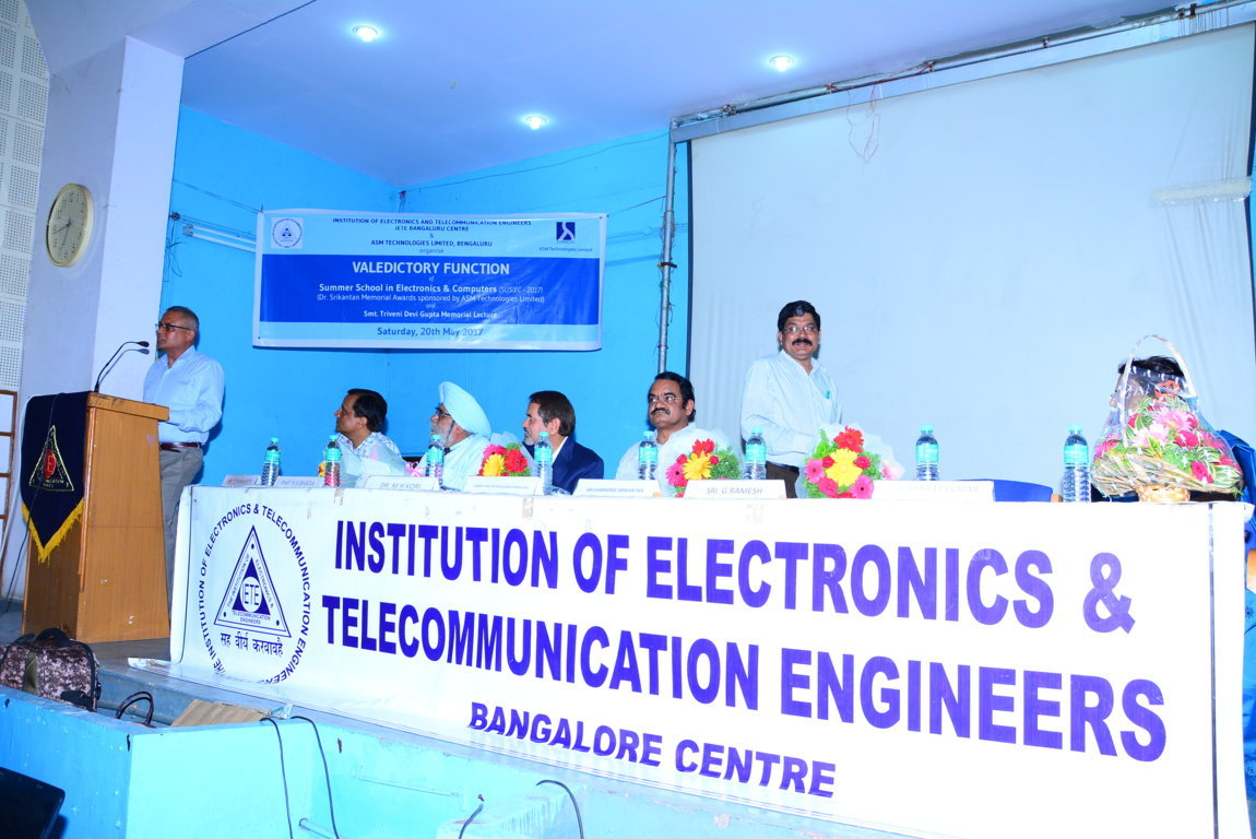 institution of electronics & telecommunication engineers