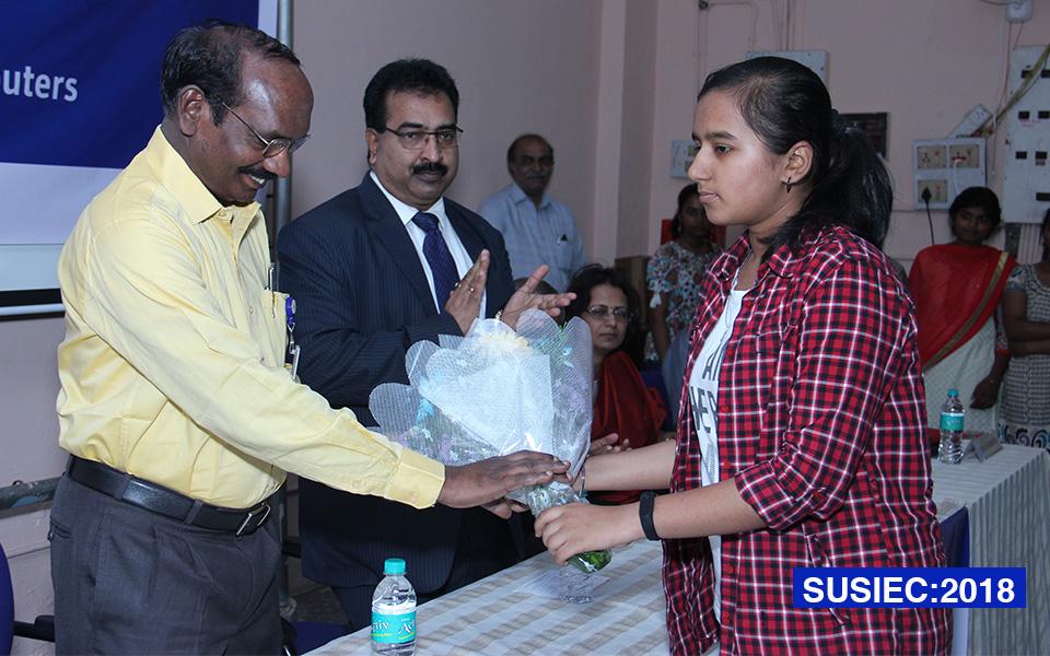 Srikantan Memorial Award 2018