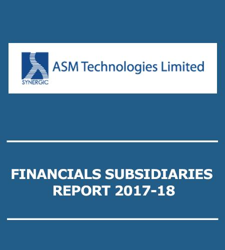 Financials Subsidiaries